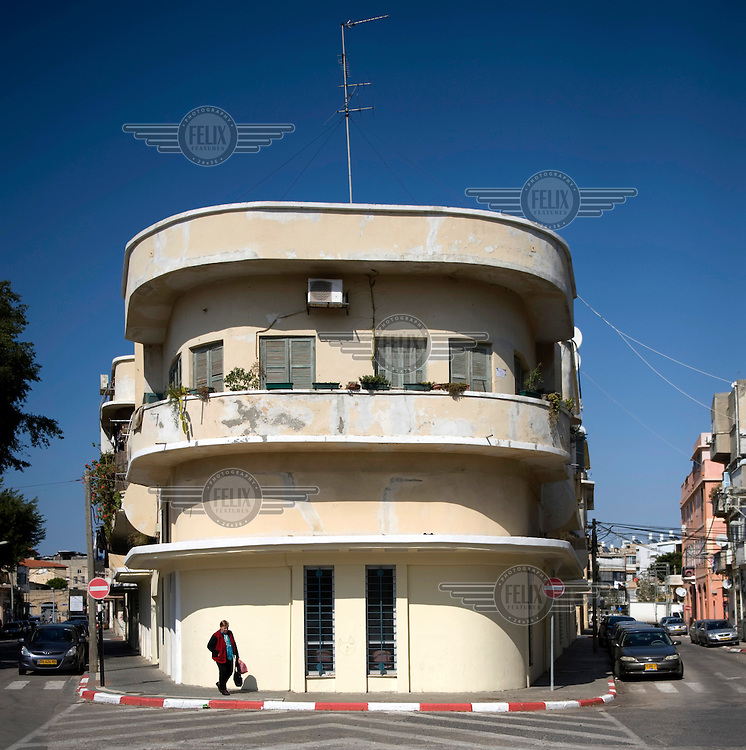 The White City, Bauhaus architecture in Tel Aviv ...