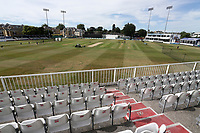 General view of the ground ahead of Essex CCC vs Nottinghamshire CCC, Specsavers County Championship Division 1 Cricket at The Cloudfm County Ground on 23rd June 2018