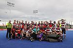 North Harbour v Tasman. Masters Hockey,  Nga Punawai, Christchurch, New Zealand, Friday 28 February 2020. Photo: Simon Watts/www.bwmedia.co.nz