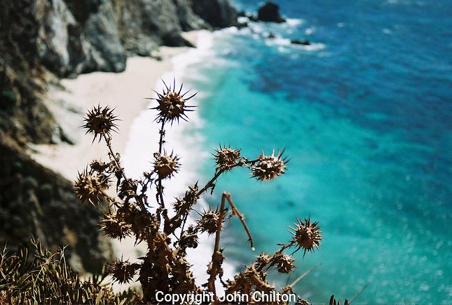 Photo of Big Sur Coastline Northern California