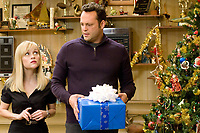 Four Christmases (2008) <br /> Vince Vaughn &amp; Reese Witherspoon<br /> *Filmstill - Editorial Use Only*<br /> CAP/KFS<br /> Image supplied by Capital Pictures