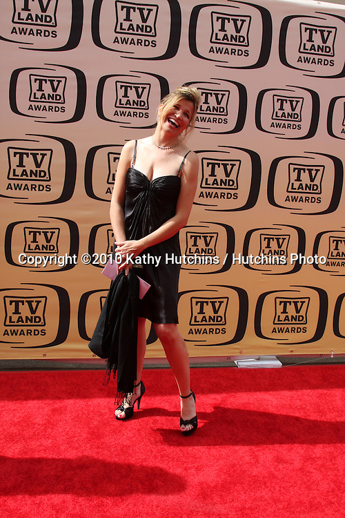Gigi Rice .arrives at the 2010 TV Land Awards.Sony Studios.Culver City, CA.April 17, 2010.©2010 Kathy Hutchins / Hutchins Photo...