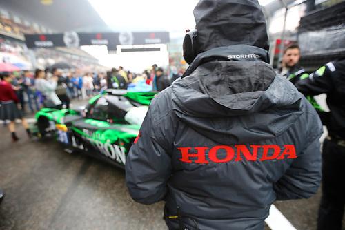 Scott Sharp, Ryan Dalziel, David Heinemeier Hansson, No. 30 Extreme Speed Motorsports Ligier JS P2 Honda, 2015 FIA WEC 6 Hours of Shanghai