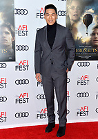 """LOS ANGELES, USA. November 20, 2019: Rich Ting at the gala screening for """"The Aeronauts"""" as part of the AFI Fest 2019 at the TCL Chinese Theatre.<br /> Picture: Paul Smith/Featureflash"""