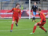 2013.05.26 Belgium U19 - England U19