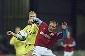 2001-10-23 Burnley v Crystal Palace