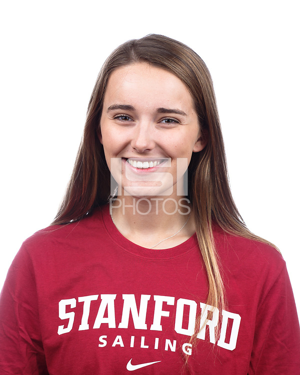 Stanford, CA - September 20, 2019: Ashton Borcherding, Athlete and Staff Headshots