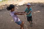 População Tradicional .Comunidade geraizeira de Pau Preto no município de Matias Cardoso em Minas Gerais