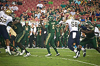 EUS- USF vs Navy - Game Action at Raymond James Stadium, Tampa FL 10 16