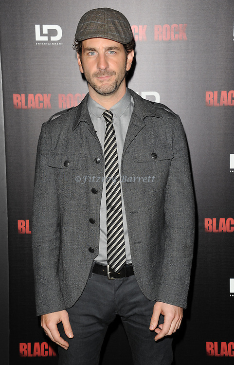"Aaron Abrams at the screening of ""Black Rock"" held at the Arclight Theatre in Los Angeles, CA. on May 8, 2013."