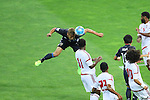 Keisuke Honda (JPN), <br /> SEPTEMBER 1, 2016 - Football / Soccer : <br /> FIFA World Cup Russia 2018 Asian Qualifier <br /> Final Round Group B <br /> between Japan - United Arab Emirates <br /> at Saitama Stadium 2002, Saitama, Japan. <br /> (Photo by YUTAKA/AFLO SPORT)
