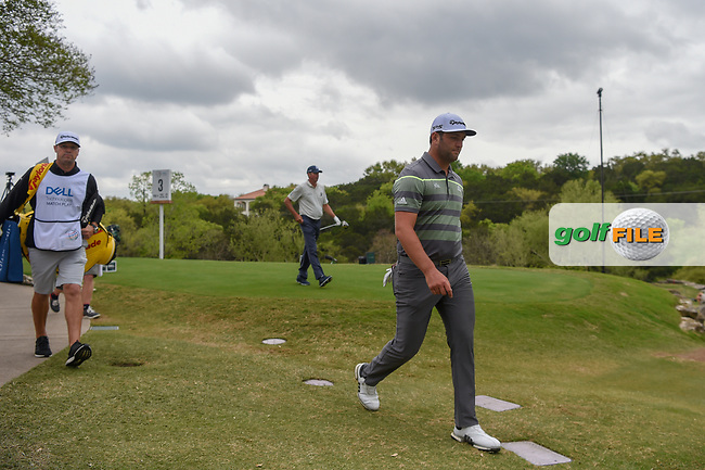 Jon Rahm (ESP) heads down 3 during day 3 of the WGC Dell Match Play, at the Austin Country Club, Austin, Texas, USA. 3/29/2019.<br /> Picture: Golffile | Ken Murray<br /> <br /> <br /> All photo usage must carry mandatory copyright credit (© Golffile | Ken Murray)