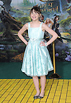 """Joey King at The World Premiere of Disney's fantastical adventure ?Oz The Great and Powerful"""" held at The El Capitan Theater in Hollywood, California on February 13,2013                                                                   Copyright 2013 Hollywood Press Agency"""