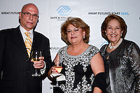 Amable Tellez, Aracely Alvarez, and Berta Guilarte attend The Boys and Girls Club of Miami Wild About Kids 2012 Gala at The Four Seasons, Miami, FL on October 20, 2012