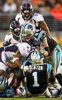 02/07/2016  - Super Bowl 50 - Coverage of The Carolina Panthers v. The Denver Broncos in Super Bowl 50, Sunday afternoon February 7, 2016, at Levi's Stadium in Santa Clara, California.<br /> <br /> Photos by - PatrickSchneiderPhoto.com