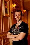 "Portrait session with Team Pokerstars Pro Bertand ""ElkY"" Grospellier."