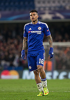 Kenedy of Chelsea during the UEFA Champions League Round of 16 2nd leg match between Chelsea and PSG at Stamford Bridge, London, England on 9 March 2016. Photo by Andy Rowland.