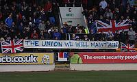 St Johnstone v Rangers 140112