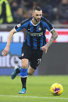 Marcelo Brozovic of Inter during the Coppa Italia match at Giuseppe Meazza, Milan. Picture date: 14th January 2020. Picture credit should read: Jonathan Moscrop/Sportimage