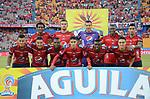 Independiente Medellín igualó como local 1-1 ante Atlético Huila. Fecha 3 Liga Águila II-2017.
