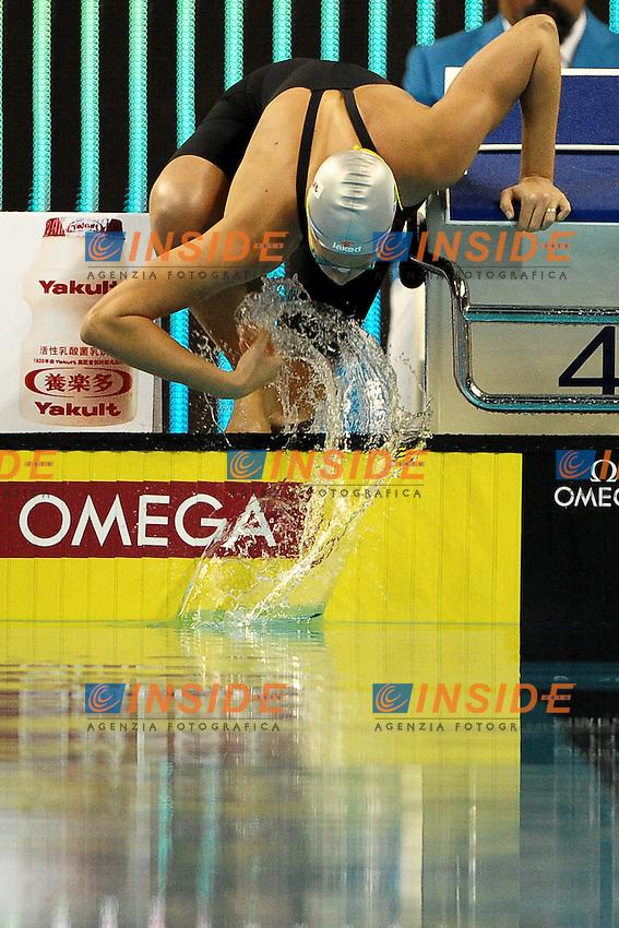 Federica PELLEGRINI Italia.Women's 200m Freestyle - Swimming / Nuoto.Shanghai 26/7/2011 .14th FINA World Championships.Foto Andrea Staccioli Insidefoto