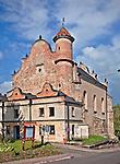 Dawna synagoga w Lesku