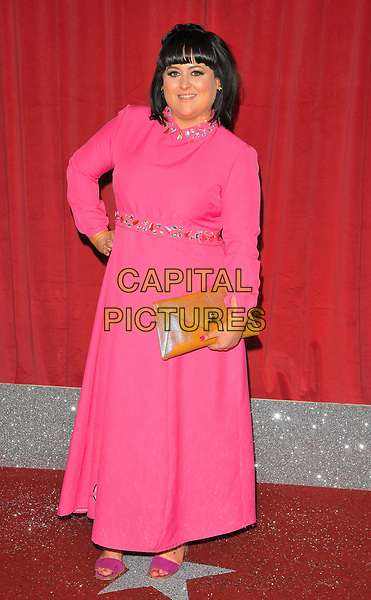 Jessica Ellis at the British Soap Awards 2017, The Lowry Theatre, Pier 8, Salford Quays, Salford, Manchester, England, UK, on Saturday 03 June 2017.<br /> CAP/CAN<br /> &copy;CAN/Capital Pictures