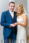 Bridget O'Connor and John Leahy ,Ballybunion, were married at Ballydonoghue on Saturday 19th November 2016 with a reception at the Rose Hotel