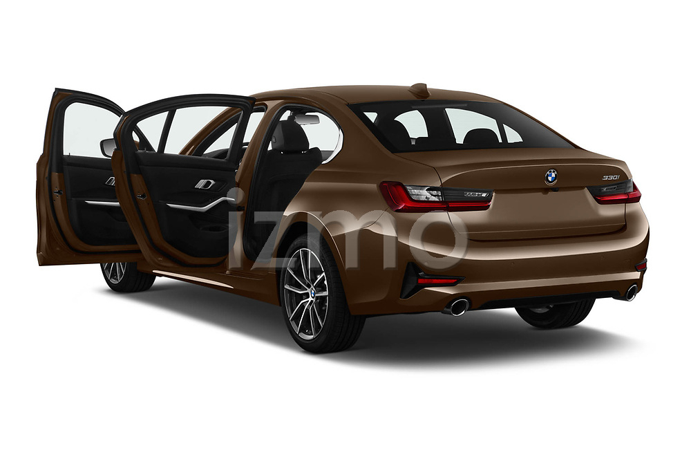 Car images of 2019 BMW 3-Series-Sedan 330i-Sport-Line 4 Door Sedan Doors