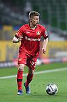 Einzelaktion, Freisteller Mitchell Weiser (Leverkusen).<br /><br />Sport: Fussball: 1. Bundesliga: Saison 19/20: 26. Spieltag: SV Werder Bremen - Bayer 04 Leverkusen, 18.05.2020<br /><br />Foto: Marvin Ibo GŸngšr/GES /Pool / via gumzmedia / nordphoto