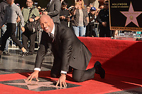 Dwayne Johnson Star on the Hollywood Walk