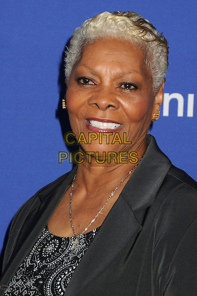 27 February 2014 - Culver City, California - Dionne Warwick. Unite4:good and Variety Magazine Present &quot;Unite4:humanity&quot; held at Sony Pictures Studios. <br /> CAP/ADM/BP<br /> &copy;Byron Purvis/AdMedia/Capital Pictures
