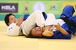Nae Udaka (JPN), .April 21, 2013 - Judo : .Asian Judo Championships 2013, Women's Team Competition .at Bangkok Youth Centre, Bangkok, Thailand. .(Photo by Daiju Kitamura/AFLO SPORT) [1045]
