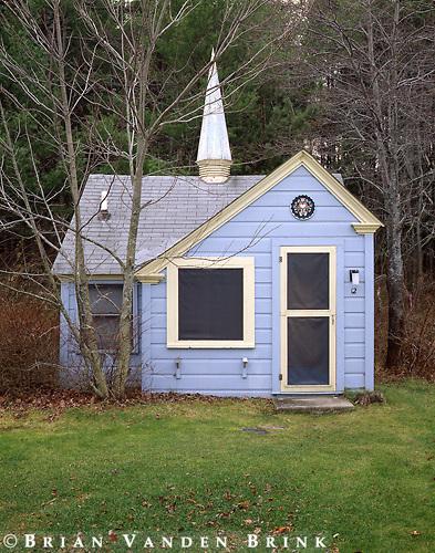 Dutch Village .Roadside Motel.Yarmouth, Maine