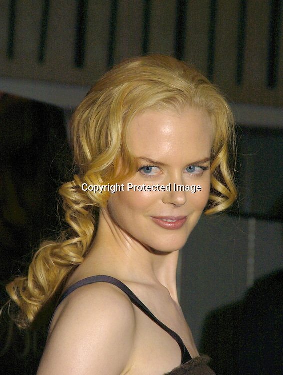 "Nicole Kidman ..at the New York Premier Screening of ""Birth"" starring ..Nicole Kidman, Lauren Bacall and Danny Huston and ..Cameron Bright on October 26, 2004 at the Loews LIncoln Square. ..Photo by Robin Platzer, Twin Images"