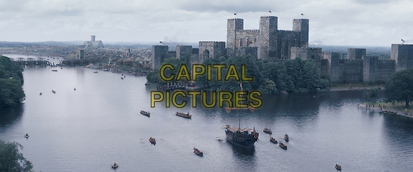 SCENE - KING RICHARD'S SHIP.in Robin Hood (2010) .*Filmstill - Editorial Use Only*.CAP/FB.Supplied by Capital Pictures.