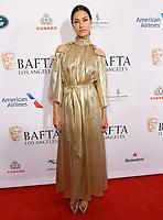 04 January 2020 - Beverly Hills, California - Janina Gavankar. The 2020 BAFTA Los Angeles Tea Party held at Four Seasons Los Angeles . Photo Credit: Birdie Thompson/AdMedia