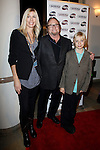 October 14, 2009:  Stephen Stills, wife Kristen and son Henry at the 2009 Voice Awards presented by The Substance Abuse and Mental Health Services Administration at Paramount Studios, Los Angeles, California..Photo by Nina Prommer/Milestone Photo