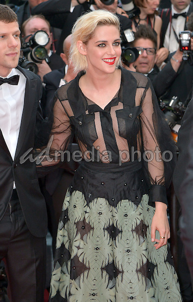 """Kristen Stewart attends the """"OUVERTURE and """"CAFE SOCIETY"""" Premiere during the 69th Annual International Cannes Film Festival in Cannes, France, 11th May 2016. Credit: Timm/face to face/AdMedia"""
