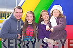 Padraig, Emma, Bernie and Aoibheann McCarthy at the Easter Egg hunt at Ballyseede Garden centre on Easter Sunday.