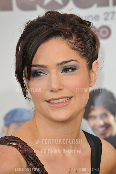 "Janet Montgomery at the season seven premiere of the TV series ""Entourage"" at Paramount Studios, Hollywood..The new series begins on HBO on June 27th..June 16, 2010  Los Angeles, CA.Picture: Paul Smith / Featureflash"