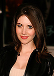 "UNIVERSAL CITY, CA. - March 12: Alison Brie arrives at the Los Angeles premiere of ""Fast & Furious"" at the Gibson Amphitheatre on March 12, 2009 in Universal City, California."
