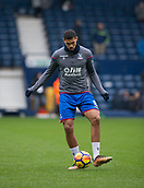 2nd December 2017, The Hawthorns, West Bromwich, England; EPL Premier League football, West Bromwich Albion versus Crystal Palace; Ruben Loftus Cheek of Crystal Palace warming up with a ball before the match