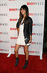 LOS ANGELES, CA. - September 18: Actress Victoria Justice arrives at the Teen Vogue Young Hollywood Party at the Los Angels County Museum Of Art on September 18, 2008 in Los Angeles, California.