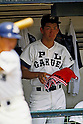 Kazuhiro Kiyohara (PL Gakuen), JULY 31, 1985 - Baseball : Kazuhiro Kiyohara of PL Gakuen watches from the dugout during the final game against Tokai-Dai Gyosei of the Osaka Prefecture qualifying tournament for the 67th National High School Baseball Championship Tournament at Nippon Life Insurance Baseball Stadium (Nissay Stadium) in Osaka, Japan. (Photo by Katsuro Okazawa/AFLO)85 07_31 (PL)  vs