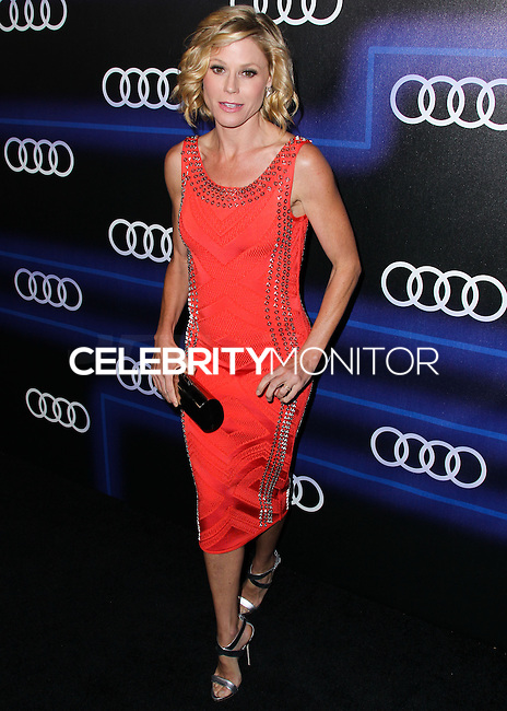 WEST HOLLYWOOD, CA, USA - AUGUST 21: Actress Julie Bowen arrives at the Audi Emmy Week Celebration held at Cecconi's Restaurant on August 21, 2014 in West Hollywood, California, United States. (Photo by Xavier Collin/Celebrity Monitor)