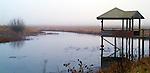 Sunset on Mother Of Ducks Lagoon - Guyra NSW