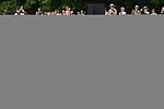 02.06.2019,  GER;  Deutsches Spring- und Dressur-Derby, 90. Deutsches Spring-Derby, im Bild Sieger Nisse Lueneburg (GER)) auf Cordillo jubelt nach dem Sieg den Zuschauern auf der Ehrenrunde  zu Foto © nordphoto / Witke *** Local Caption ***