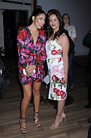 13 May 2019 - New York, New York - Stephanie Beatriz and Melissa Fumero at the Entertainment Weekly & People New York Upfronts Celebration at Union Park in Flat Iron. Photo Credit: LJ Fotos/AdMedia