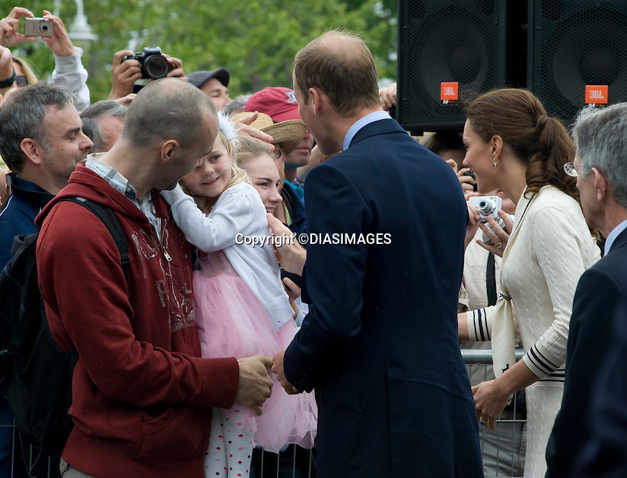 "WILLIAM & KATE.Province House, Prince Edward Island_04/07/2011.Mandatory Credit Photo: ©DIAS-DIASIMAGES..**ALL FEES PAYABLE TO: ""NEWSPIX INTERNATIONAL""**..IMMEDIATE CONFIRMATION OF USAGE REQUIRED:.DiasImages, 31a Chinnery Hill, Bishop's Stortford, ENGLAND CM23 3PS.Tel:+441279 324672  ; Fax: +441279656877.Mobile:  07775681153.e-mail: info@newspixinternational.co.uk"